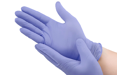 PURE NITRILE GLOVES