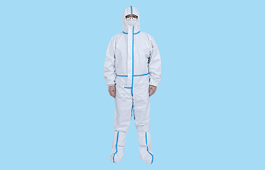 Gowns: Level 4 Coveralls